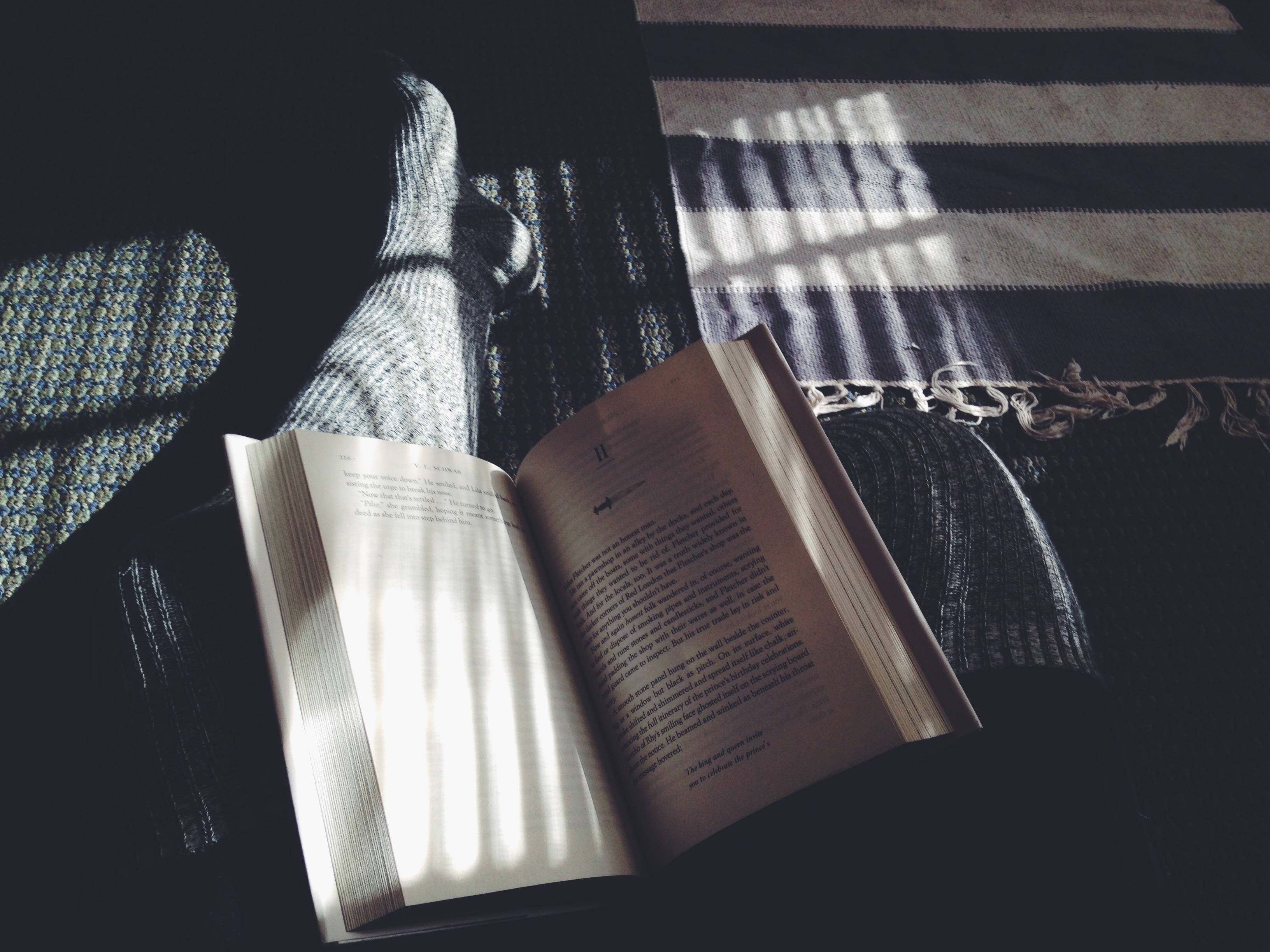 leggere in lingua inglese