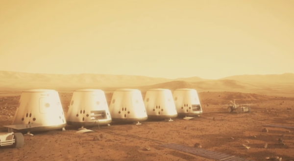 Mars One: A real-life space mission to Mars