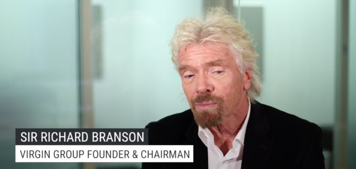 Sir Richard Branson – Esercizi in Lingua Inglese