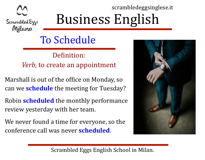 Business-English-Milano