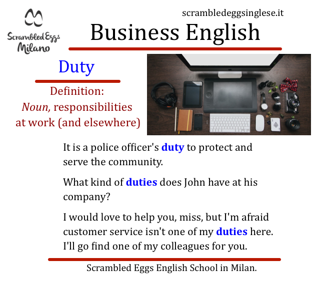 I migliori corsi di Business English Milano