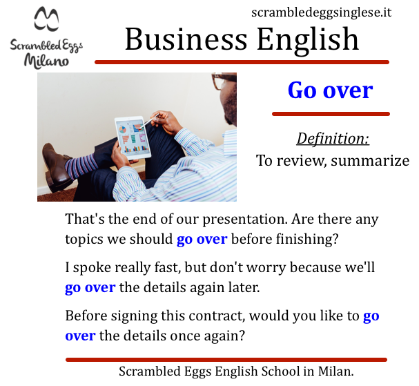 Imparare Business English Milano