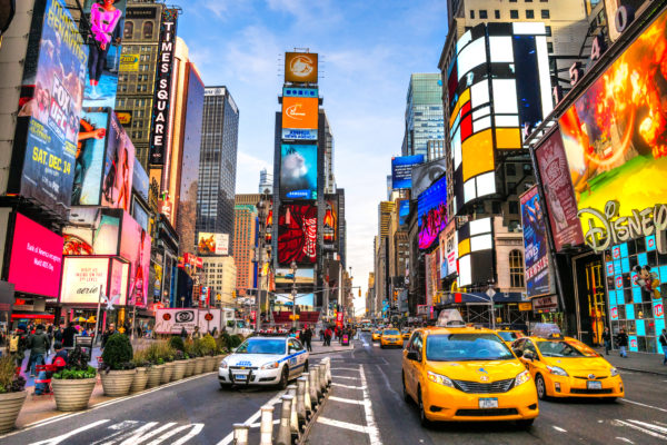A Brief History of Times Square – Esercizio di Inglese