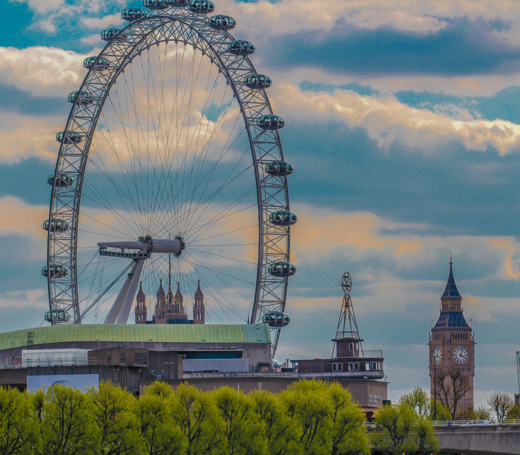 London Eye, Scuola di Inglese Milano