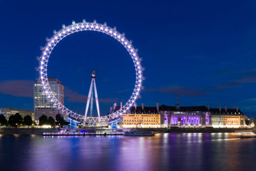 ESL Reading Exercise: The London Eye