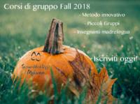 corso inglese di gruppo a Milano