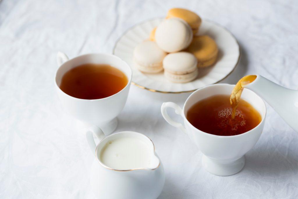 tea time blog reading praticare