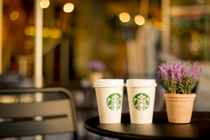 milan starbucks opening coffee controversy news video