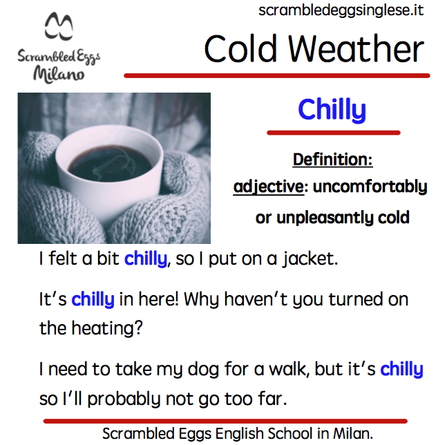 Hot drink weather