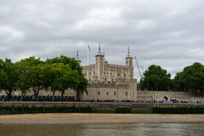 Monuments in London: The Tower of London