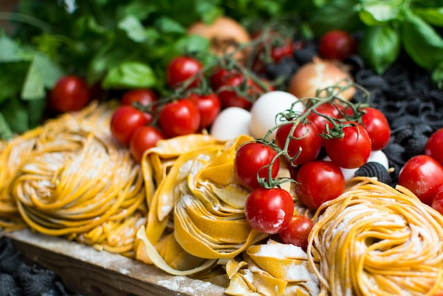 A Brit in Italy: i miei 5 cibi italiani preferiti