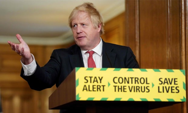 Learn English with the News – Johnson's Latest Message to the Public Creates Confusion