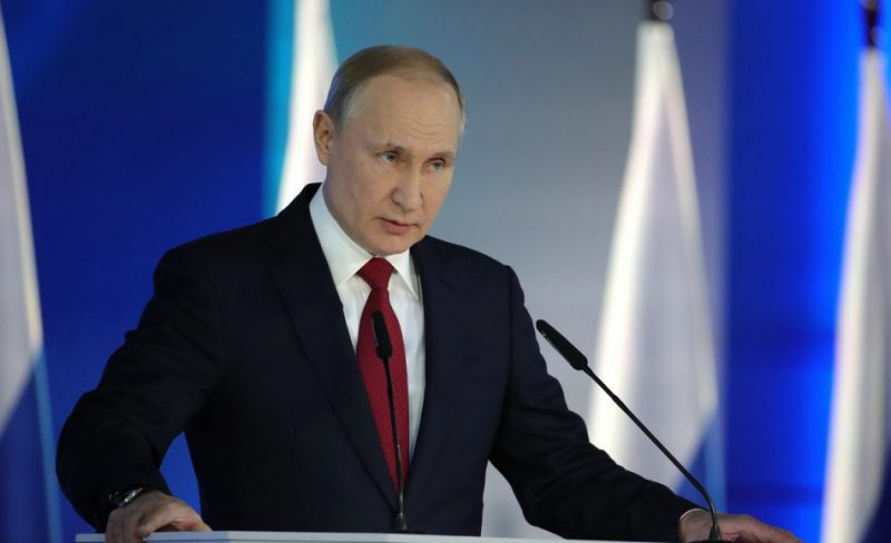Learn English with the News – Putin appeals to Russians to vote to allow him to stay in office until 2036