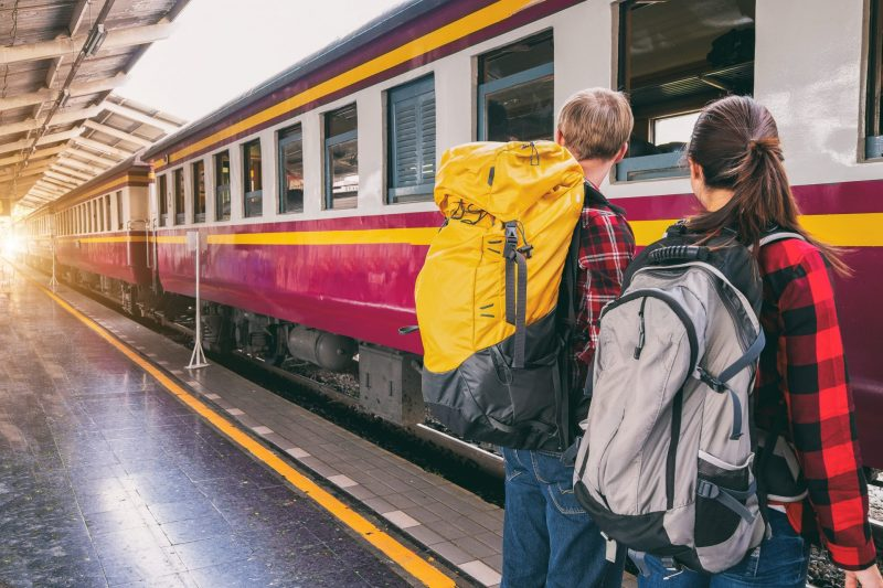5 Words to Know when Travelling by Train