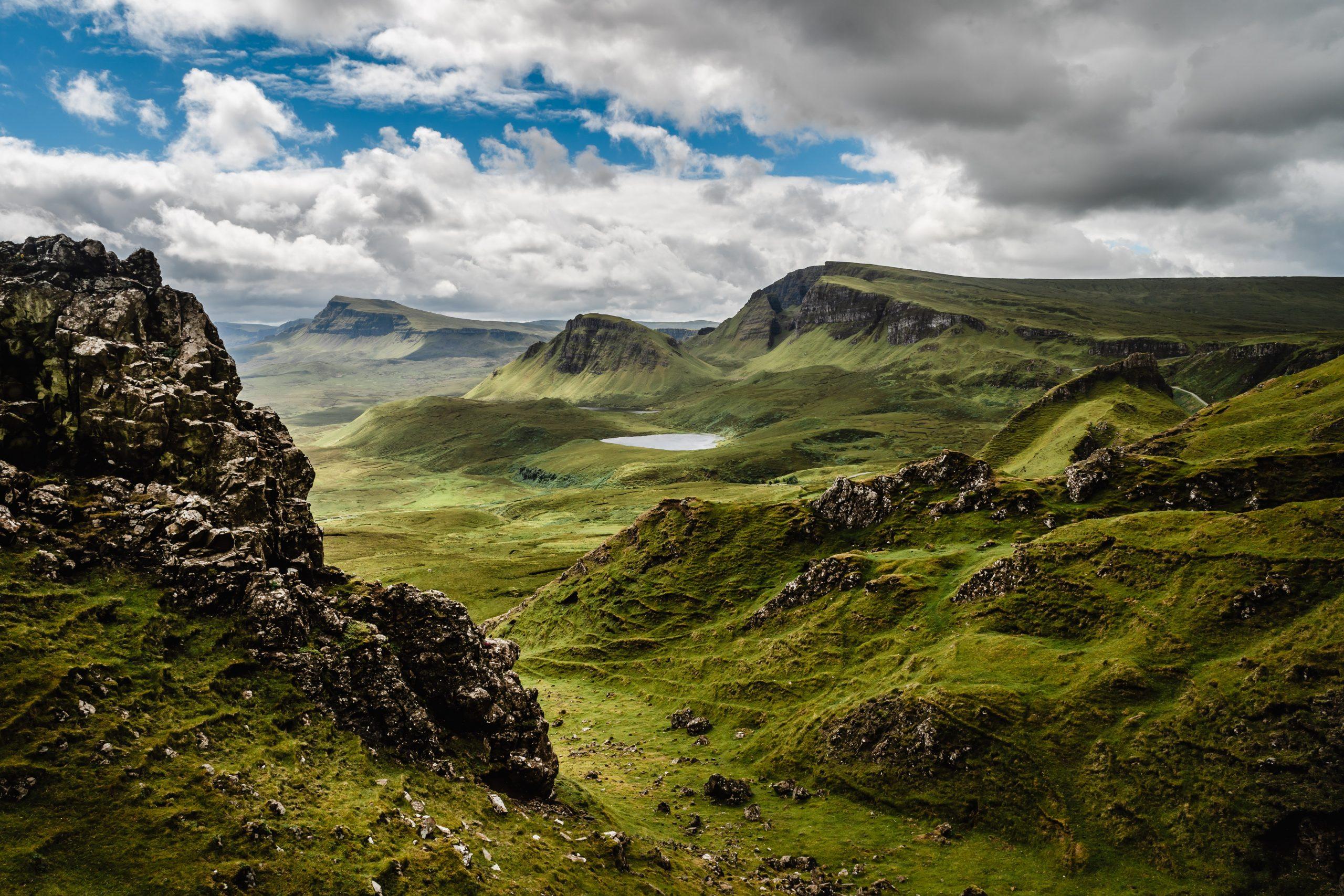 5 Reasons to Visit Scotland