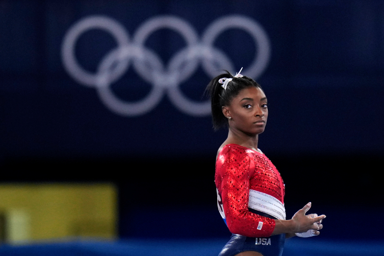 Learn English with the News – Simone Biles, the GOAT, Leaves Olympic Events